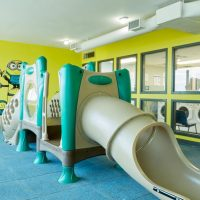 Indoor Hansen playground