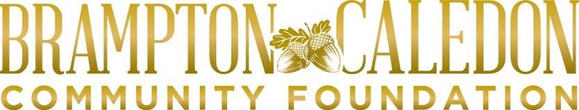 Brampton Caledon Community Foundation Logo