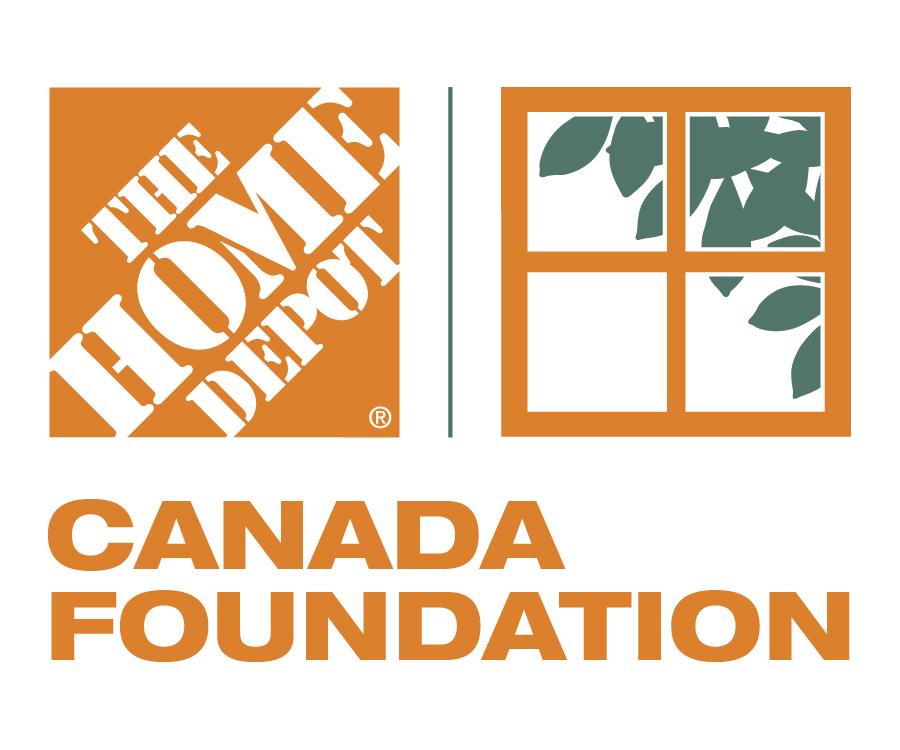 The Home Depot Canada Foundation logo